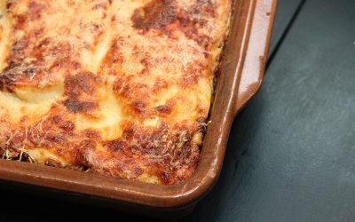 Lasagne – die Beste!