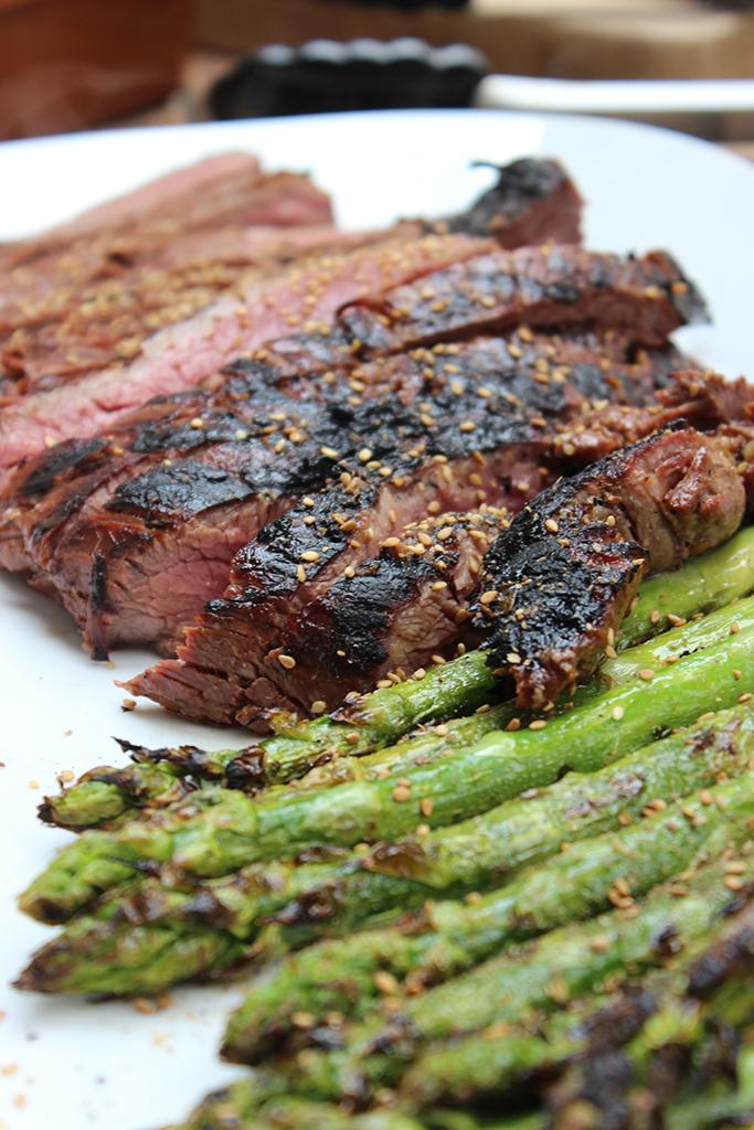 flank steak familienkantine. Black Bedroom Furniture Sets. Home Design Ideas